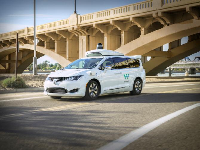 구글, 미국서 자율주행차 택시 첫 상용화