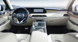 현대차, 대형 SUV `팰리세이드` 출시