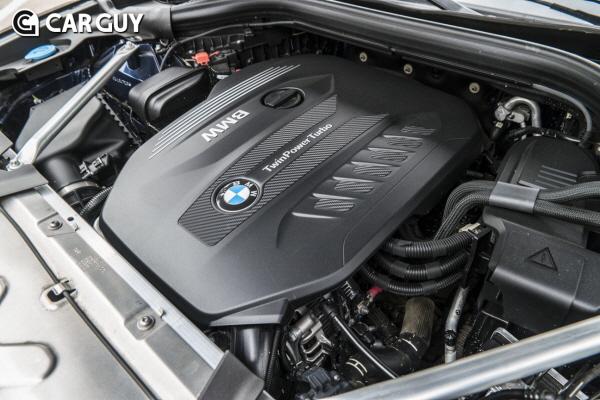 [시승기]편안해진 BMW X3 30d..럭셔리 패밀리 SUV의 정석