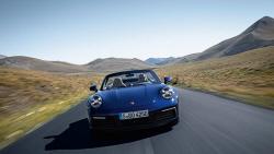 포르쉐 '911 4S 카브리올레', 가격은 1억8275만원