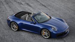 포르쉐 '911 4S 카브리올레', 제로백 3.8초