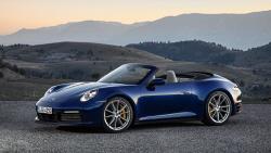 포르쉐 '911 4S 카브리올레', 최고출력 450마력
