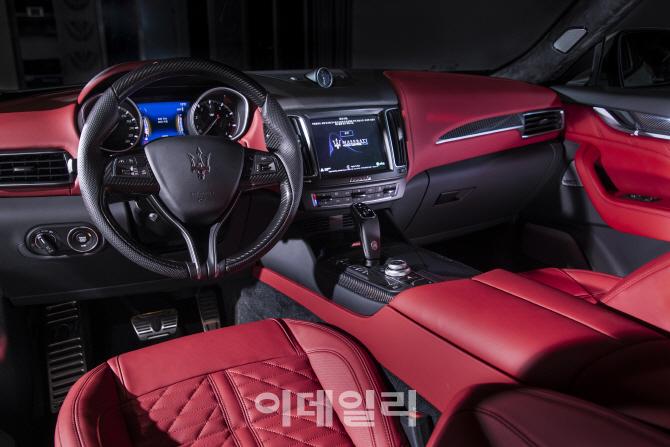마세라티 르반테 GTS 제로백 4.3초…SUV, 슈퍼카 심장을 품다