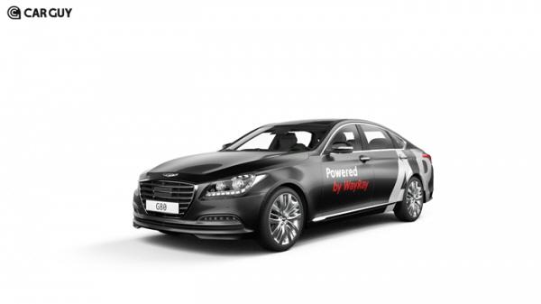 현대차, 증강현실 내비게이션 G80에 세계 첫 탑재