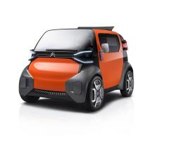 시트로엥, 초소형 전기차 `에이미 원 컨셉트`...