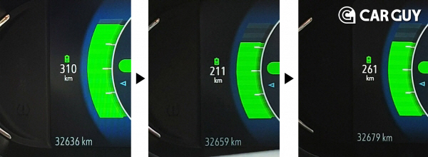 [시승기]`기브 앤 테이크` 착한 전기차..쉐보레 볼트EV