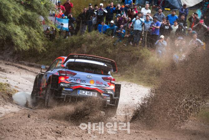 현대차 월드랠리팀, 2019 WRC 시즌 2연승