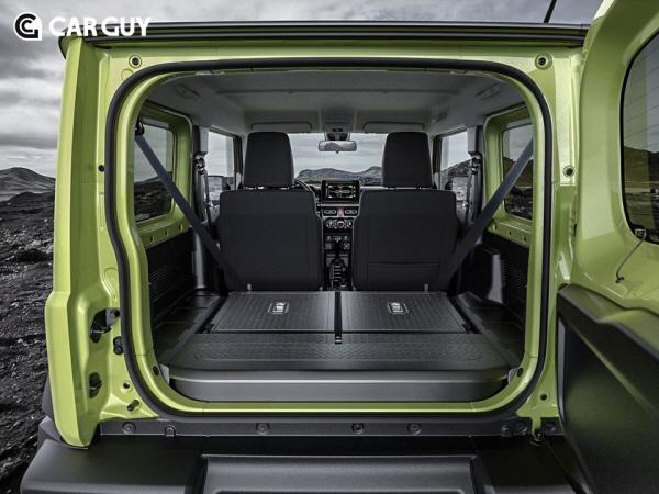이게 진짜 초소형 SUV..스즈키 짐니 열풍 1년 기다려야