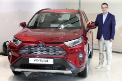 '3000만원대 수입 SUV' 토요타 신형 5세대 '라브4'