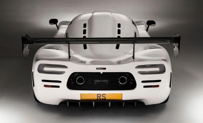 1200마력 하이퍼카 `울티마 RS` 공개…`제로백 2.3초`