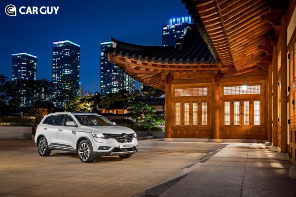 중형 가솔린 SUV 판매 1위 르노삼성 QM6 GDe..4만대 돌파