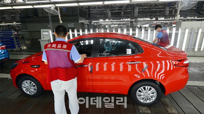 기아차, 中 옌청 1공장 폐쇄…수익성 강화 총력