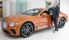 [포토]벤틀리 '컨티넨탈 GT V8', 럭셔리와 최첨단 기술의 완벽한 조화