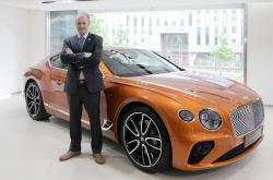 벤틀리 `컨티넨탈 GT V8` 컨버...