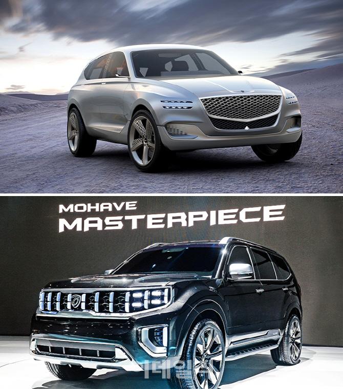 환율 덕본 현대·기아차, 하반기 V자 반등 히든카드 'SUV'