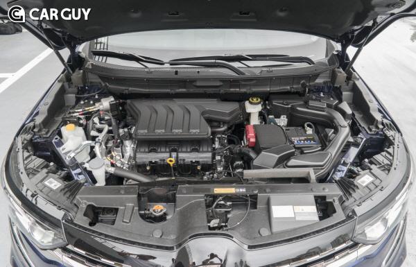 [시승기]가성비 좋은 조용한 SUV QM6 LPe…짧은 주행거리 흠