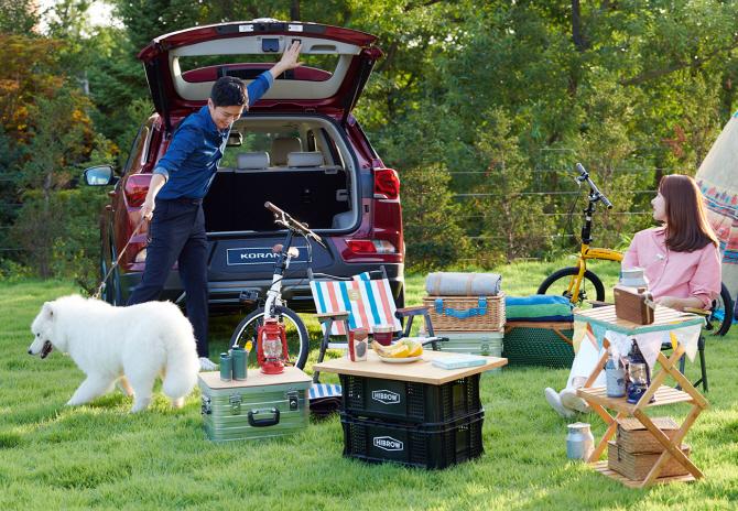 쌍용차, 코란도 가솔린 모델 출시…국내 SUV 유일 저공해차 인증