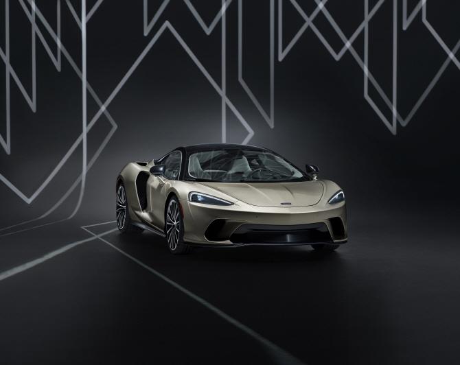 맥라렌, MSO 튜닝 거친 `GT` 공개…620마력의 강력한 힘