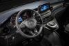 '최대 405km 주행가능'…벤츠, 순수 전기밴 'EQV' 선봬