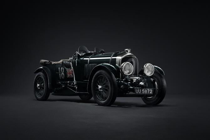 `단 12대만 재생산`…벤틀리, 1929년형 `블로워` 시리즈 공개