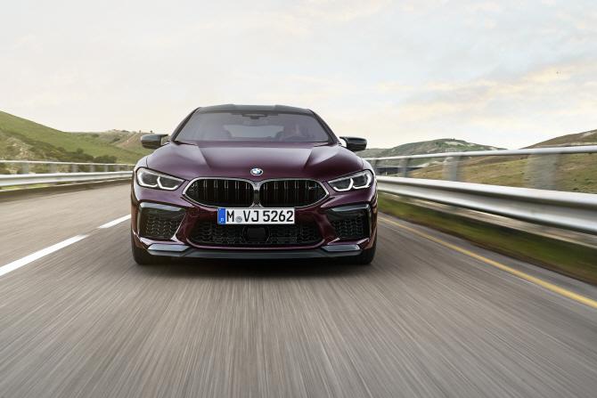 BMW `M8 컴페티션 그란쿠페`