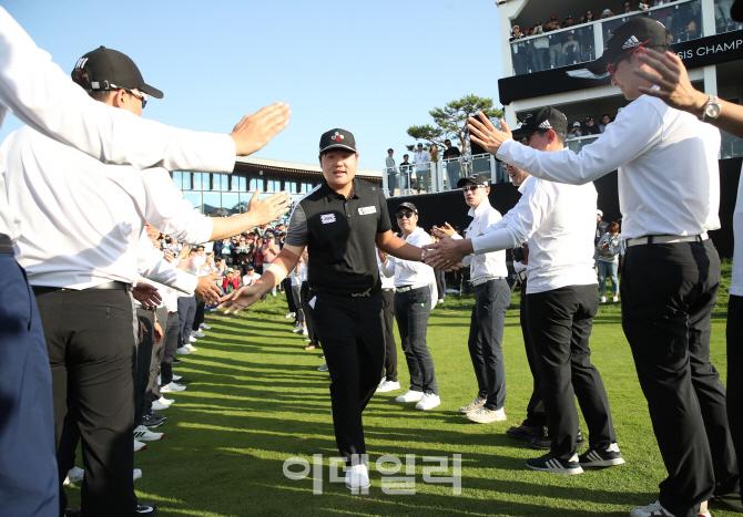 2019 제네시스 챔피언십 마무리…한국 남자 프로골퍼 총출동