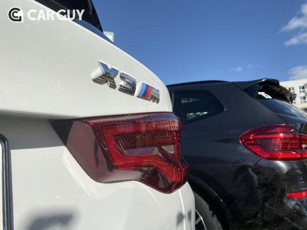 [시승기]BMW SUV는 역시 달라..원하는대로 달려주는 X3 M