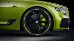 벤틀리 '컨티넨탈 GT W12', 타이어 휠