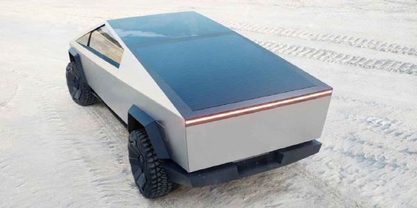 괴기한 테슬라 사이버트럭 숨은 천재성...이게 진짜 혁신이야