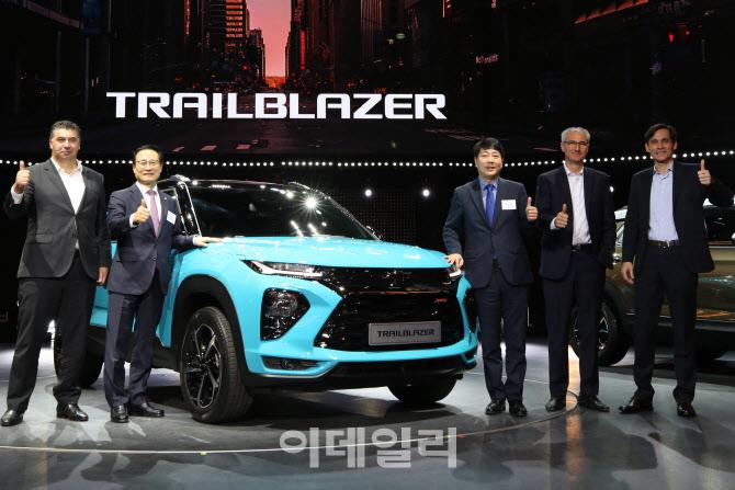쉐보레 트레일블레이저, 인천 경제 살리는 개척자