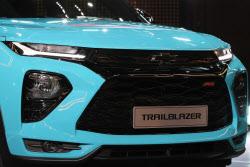 쉐보레 소형 SUV `트레일블레이저`...
