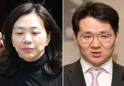 조현아 `김치훈씨에게 충분한 사전설명…사퇴는 건강상 이유`