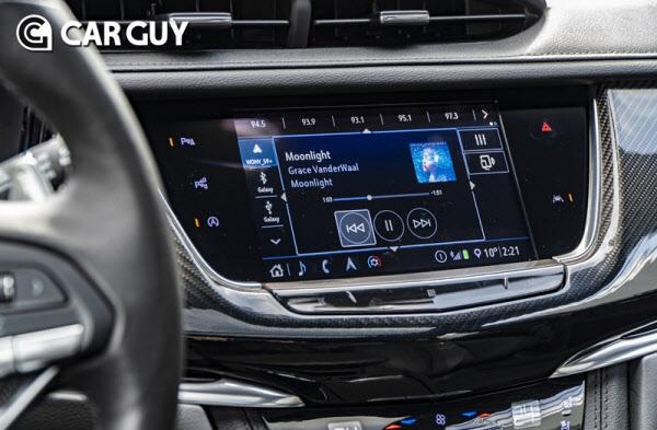 [최초시승]승차감 굿 캐딜락 XT6..대형 SUV의 새로운 대안