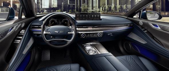 더 우아하고 똑똑해진 G80이 돌아왔다…`가장 한국적인 차`(종합)