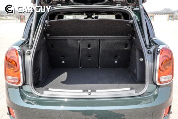 [시승기]고성능 소형 SUV의 정답...미니 쿠퍼 컨트리맨 JCW