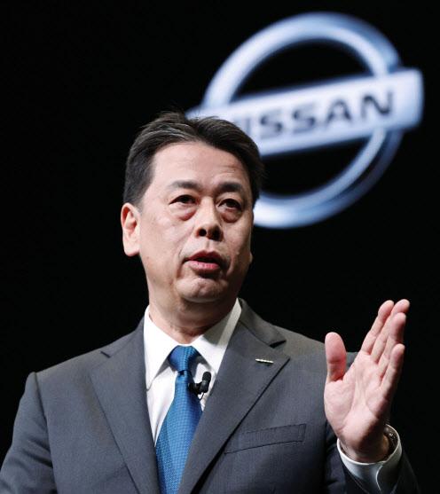 `경영악화` 닛산, 연간 생산능력 540만대까지 낮춘다