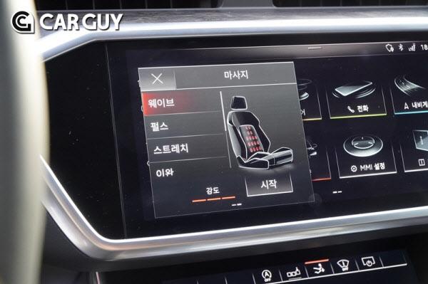 [시승기] 아우디 A7, G80 보다 좋을까..디자인은 압승