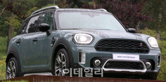 한국에서 '뉴 미니 컨트리맨' 세계 최초 공개