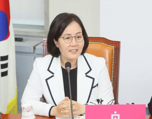 """김현아 """"부동산 정책 쑥대밭…그린벨트 해답 아냐"""""""