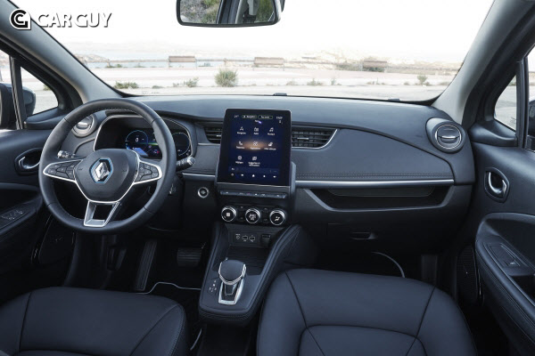 콤팩트 EV 르노 조에 9월 출시…가장 저렴한 전기차?