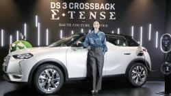 고급 콤팩트 전기차 'DS 3 크로스백 E-텐스' 출격···보조금 적용시 3천만원대 가격