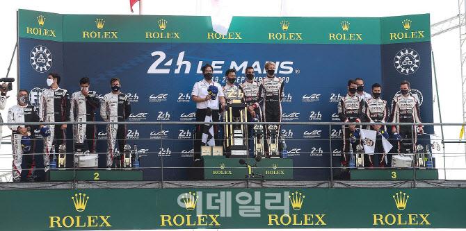 토요타 가주 레이싱, 르망 24시간 레이스서 3년 연속 우승