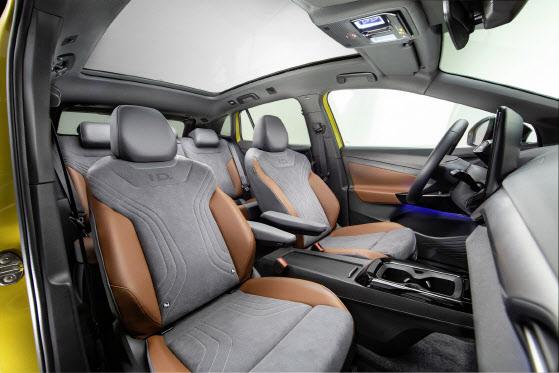 폭스바겐, 첫 순수 전기차 SUV `ID.4` 공개