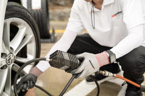 운행 타이어 가운데 40% 관리 필요…`점검 받고 안전운행 하세요`