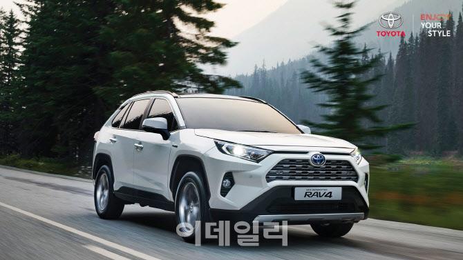 한국토요타자동차, 추석 앞두고 취약 계층에 과일 1000상자 전달