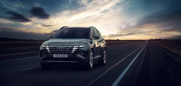 [줌인]현대차 최초 SUV 사전계약 1만대…흥행 주역이 짚는 투싼 디자인
