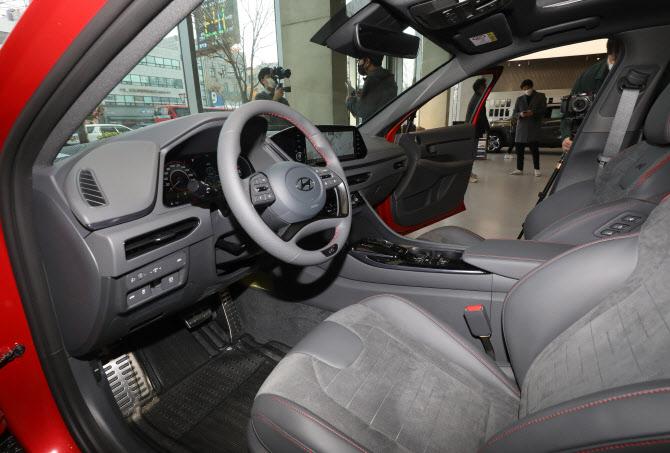 현대차, 역대 쏘나타 중 가장 강력한 성능 내뿜는 쏘나타 N 라인 판매개시