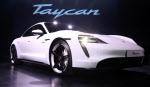 포르쉐, 순수 전기 스포츠카 `타이칸 4S`