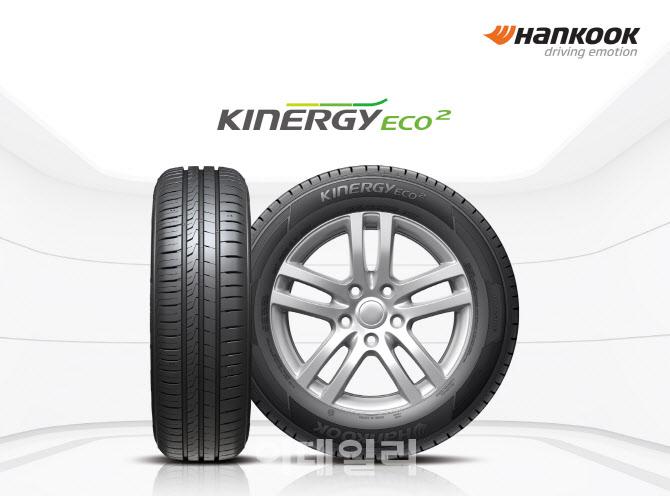한국타이어 `피아트 500` `피아트판다`에 신차용 타이어 공급