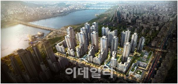 삼성물산, '강남로또' 래미안 원베일리 분양 절차 본격 착수